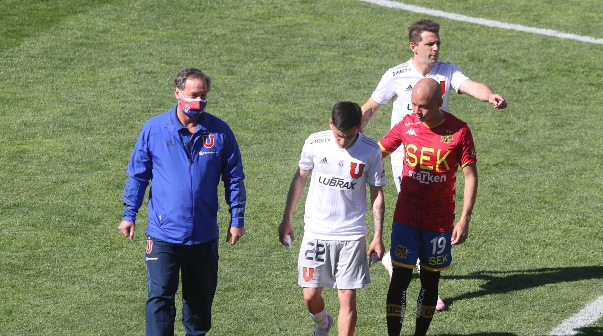 Union Espa�ola  vs Universidad de Chile